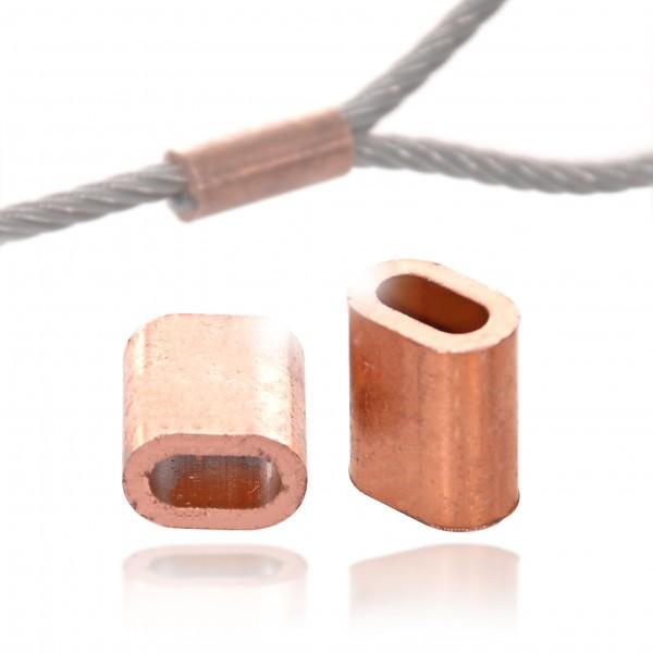 Pressklemme Kupfer DIN EN 13411-3